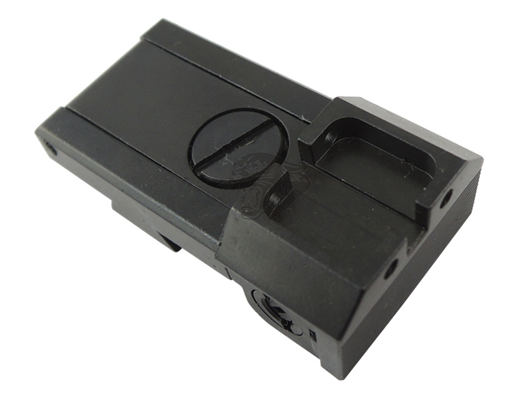 The left view for Rear Sight for Tokyo Marui Hi-Capa 5.1 Series