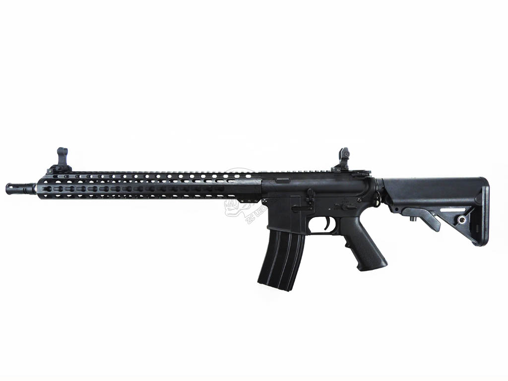 The left view for KUR2 13.5 Inch  ELECTRIC AIRSOFT GUN